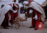 Image of palace guards Tunis Tunisia, 1959, second 54 stock footage video 65675072709