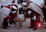 Image of palace guards Tunis Tunisia, 1959, second 55 stock footage video 65675072709