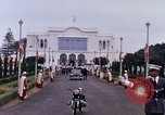 Image of palace guards Tunis Tunisia, 1959, second 9 stock footage video 65675072713