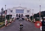 Image of palace guards Tunis Tunisia, 1959, second 13 stock footage video 65675072713