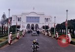 Image of palace guards Tunis Tunisia, 1959, second 19 stock footage video 65675072713