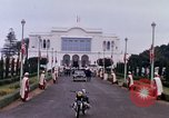 Image of palace guards Tunis Tunisia, 1959, second 22 stock footage video 65675072713