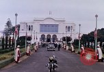Image of palace guards Tunis Tunisia, 1959, second 24 stock footage video 65675072713