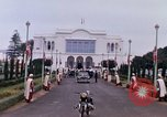 Image of palace guards Tunis Tunisia, 1959, second 25 stock footage video 65675072713