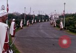 Image of palace guards Tunis Tunisia, 1959, second 26 stock footage video 65675072713