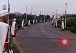 Image of palace guards Tunis Tunisia, 1959, second 43 stock footage video 65675072713