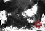 Image of fire wall off English coast to prevent German invasion United Kingdom, 1945, second 23 stock footage video 65675072721