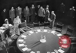 Image of Potsdam Conference United Kingdom, 1945, second 7 stock footage video 65675072722