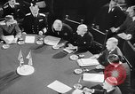 Image of Potsdam Conference United Kingdom, 1945, second 32 stock footage video 65675072722