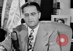Image of Clinton Anderson United States USA, 1945, second 22 stock footage video 65675072724