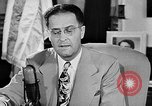 Image of Clinton Anderson United States USA, 1945, second 23 stock footage video 65675072724