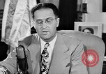Image of Clinton Anderson United States USA, 1945, second 24 stock footage video 65675072724