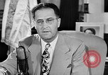 Image of Clinton Anderson United States USA, 1945, second 27 stock footage video 65675072724