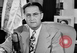 Image of Clinton Anderson United States USA, 1945, second 28 stock footage video 65675072724