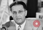 Image of Clinton Anderson United States USA, 1945, second 31 stock footage video 65675072724