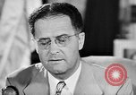 Image of Clinton Anderson United States USA, 1945, second 38 stock footage video 65675072724