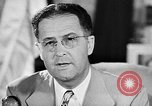 Image of Clinton Anderson United States USA, 1945, second 39 stock footage video 65675072724