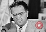 Image of Clinton Anderson United States USA, 1945, second 45 stock footage video 65675072724