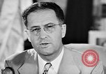 Image of Clinton Anderson United States USA, 1945, second 46 stock footage video 65675072724