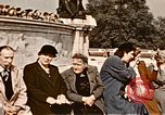 Image of V-E Day celebration London England United Kingdom, 1945, second 17 stock footage video 65675072734