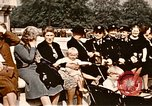 Image of V-E Day celebration London England United Kingdom, 1945, second 24 stock footage video 65675072734