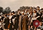 Image of V-E Day celebration London England United Kingdom, 1945, second 25 stock footage video 65675072734