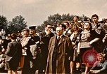 Image of V-E Day celebration London England United Kingdom, 1945, second 26 stock footage video 65675072734