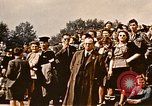 Image of V-E Day celebration London England United Kingdom, 1945, second 27 stock footage video 65675072734