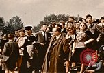 Image of V-E Day celebration London England United Kingdom, 1945, second 28 stock footage video 65675072734