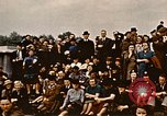 Image of V-E Day celebration London England United Kingdom, 1945, second 34 stock footage video 65675072734
