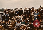 Image of V-E Day celebration London England United Kingdom, 1945, second 37 stock footage video 65675072734
