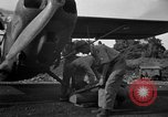 Image of L-5 Sentinel aircraft Saidor New Guinea, 1944, second 4 stock footage video 65675072745