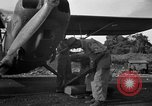 Image of L-5 Sentinel aircraft Saidor New Guinea, 1944, second 6 stock footage video 65675072745