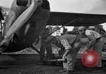 Image of L-5 Sentinel aircraft Saidor New Guinea, 1944, second 13 stock footage video 65675072745
