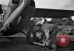 Image of L-5 Sentinel aircraft Saidor New Guinea, 1944, second 14 stock footage video 65675072745