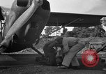 Image of L-5 Sentinel aircraft Saidor New Guinea, 1944, second 17 stock footage video 65675072745