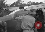 Image of L-5 Sentinel aircraft Saidor New Guinea, 1944, second 55 stock footage video 65675072746