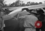 Image of L-5 Sentinel aircraft Saidor New Guinea, 1944, second 56 stock footage video 65675072746