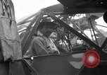 Image of L-5 Sentinel aircraft Saidor New Guinea, 1944, second 60 stock footage video 65675072746