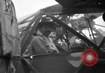 Image of L-5 Sentinel aircraft Saidor New Guinea, 1944, second 61 stock footage video 65675072746