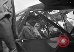 Image of L-5 Sentinel aircraft Saidor New Guinea, 1944, second 62 stock footage video 65675072746