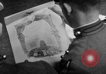 Image of offices training United States USA, 1947, second 4 stock footage video 65675072751