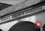 Image of George Horace Gallup New York United States USA, 1940, second 11 stock footage video 65675072764