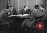 Image of George Horace Gallup New York United States USA, 1940, second 34 stock footage video 65675072764