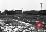 Image of railroad yard United States USA, 1920, second 2 stock footage video 65675072775