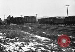 Image of railroad yard United States USA, 1920, second 5 stock footage video 65675072775