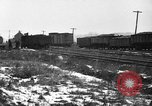 Image of railroad yard United States USA, 1920, second 7 stock footage video 65675072775