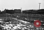 Image of railroad yard United States USA, 1920, second 9 stock footage video 65675072775