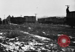 Image of railroad yard United States USA, 1920, second 13 stock footage video 65675072775