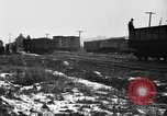 Image of railroad yard United States USA, 1920, second 14 stock footage video 65675072775